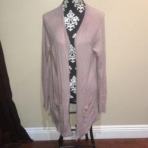 AE soft sweater cardigan